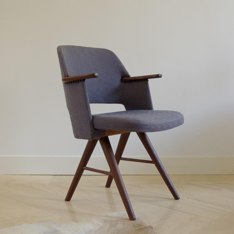 Pastoe fauteuil uit de jaren 50 in mooie staat gebroeders van duijn - Mooie fauteuil ...