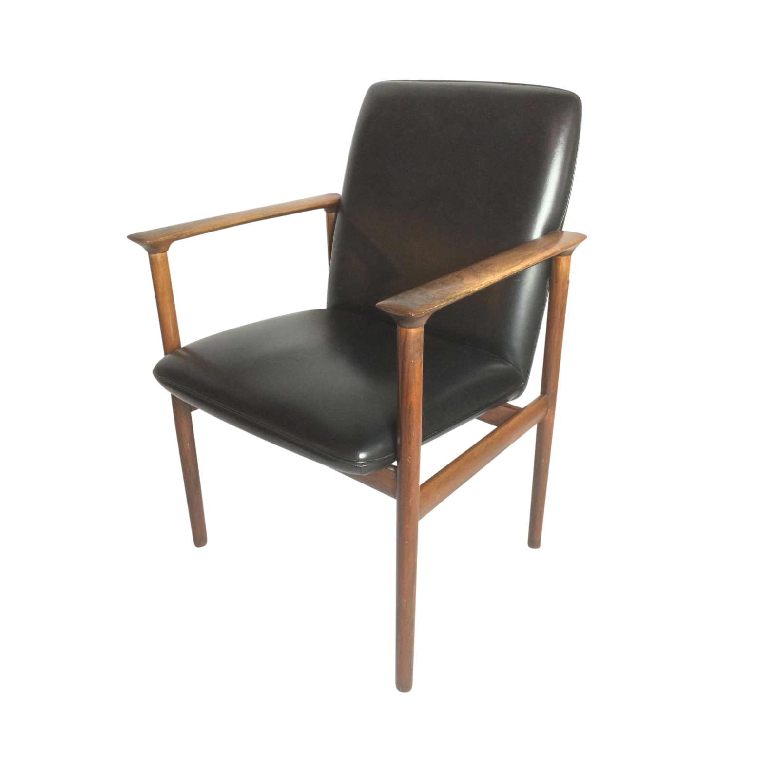 Fristho loungechair vintage door Cor Bontebal