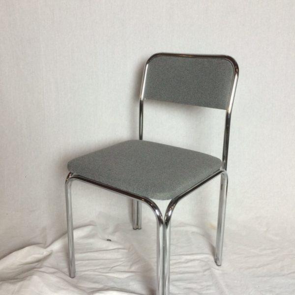Jaren zestig buisframe stoel