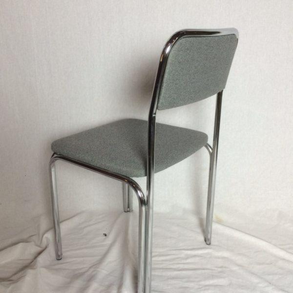 Vintage design buisframe stoel