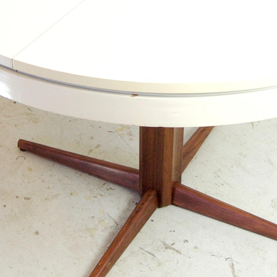 Nanna Ditzel dining table damage